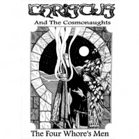 Cover artwork for the album 'Four Whore's Men'